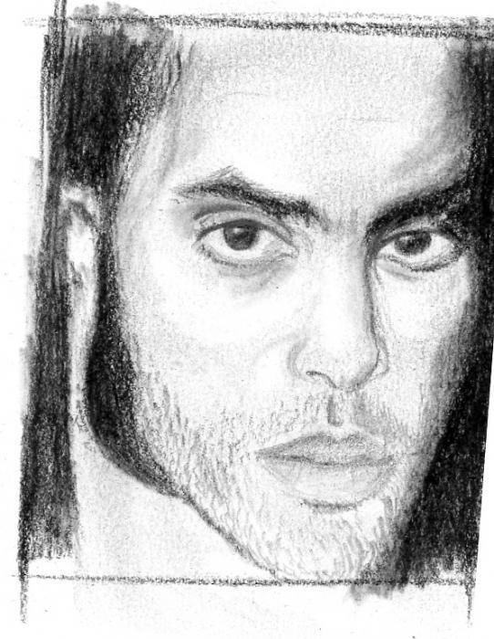 Lenny Kravitz by solinouk